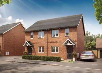 "Thumbnail 2 bed property for sale in ""The Aston"" at St. James Close, Bartestree, Hereford"