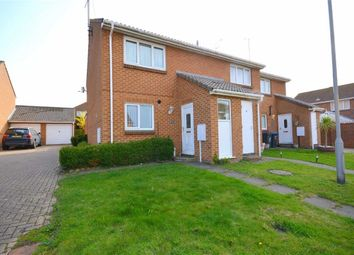 Thumbnail 2 bed semi-detached house for sale in Westerham Close, Margate, Kent