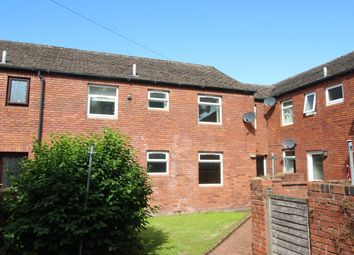 Thumbnail 2 bed flat for sale in William Street, Wigton