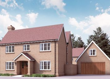 Thumbnail 4 bed detached house for sale in The Grange High Street, Tetsworth, Thame