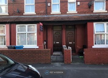 Thumbnail 2 bed terraced house to rent in Crofton Street, Rusholme, Manchester