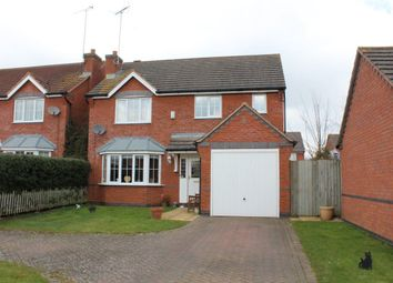 Thumbnail 4 bed property to rent in Iron Duke Close, Daventry