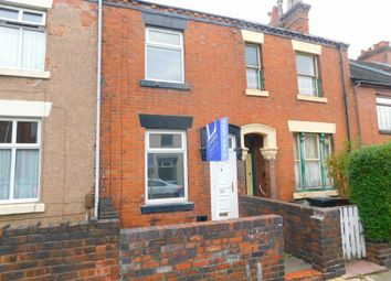Thumbnail 2 bedroom terraced house for sale in Heaton Terrace, Porthill, Newcastle-Under-Lyme