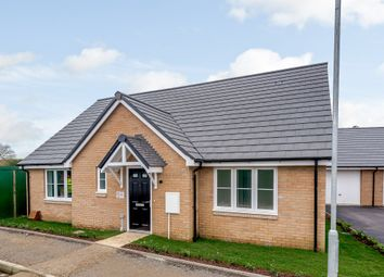 Thumbnail 2 bed detached bungalow for sale in March Road, Wimblington, March