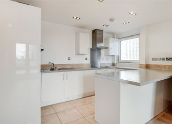 Thumbnail 2 bed flat for sale in City Tower, Limeharbour, London