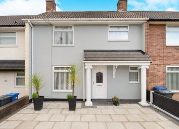 Thumbnail 3 bed property for sale in Oxford Road, Huyton, Liverpool