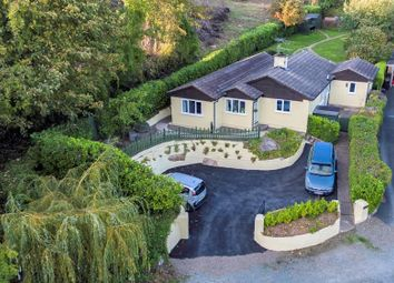 Thumbnail 4 bedroom detached bungalow for sale in Rockwell Lane, Pant, Oswestry