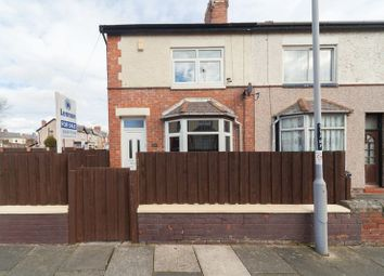 Thumbnail 2 bedroom semi-detached house for sale in Plessey Avenue, Blyth