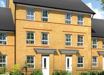 "Thumbnail 4 bed semi-detached house for sale in ""Faversham"" at Darlaston Road, Wednesbury"
