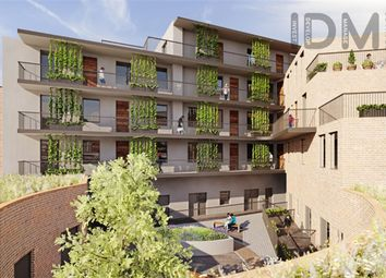 Thumbnail 2 bed flat for sale in The Triangle, Camberwell New Road