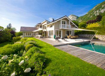 Thumbnail 4 bed villa for sale in Veyrier-Du-Lac, Veyrier-Du-Lac, France