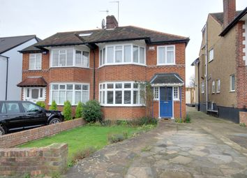 Thumbnail 4 bed semi-detached house for sale in The Birches, Winchmore Hill