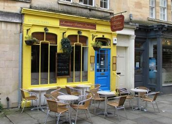 Thumbnail Restaurant/cafe for sale in Margarets Buildings, Bath