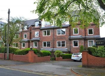 Thumbnail 1 bed flat for sale in Regent Court, Groby Road, Altrincham, Greater Manchester