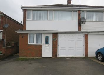 Thumbnail 3 bedroom semi-detached house for sale in Whitehall Drive, Dudley