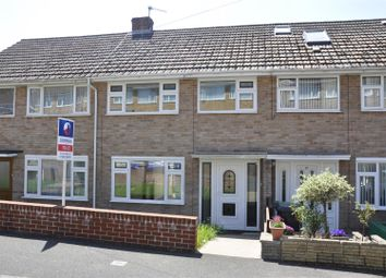 Thumbnail 3 bedroom terraced house to rent in Cottey Crescent, Exeter