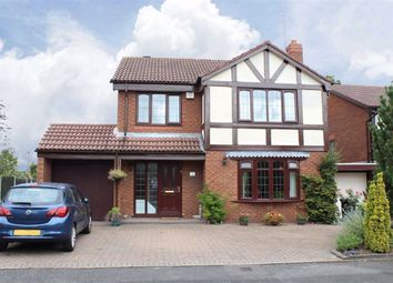Thumbnail 4 bed detached house for sale in Greystoke Drive, Kingswinford, West Midlands