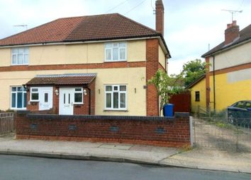 Thumbnail 3 bed property to rent in Hossack Road, Ipswich