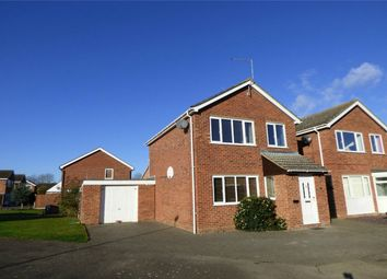 Thumbnail 4 bed detached house for sale in Robert Avenue, Somersham, Huntingdon, Cambridgeshire
