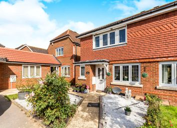 Thumbnail 3 bed end terrace house for sale in Langton Close, Lee-On-The-Solent