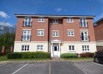 Thumbnail 2 bedroom flat for sale in Badgerdale Way, Littleover, Derby