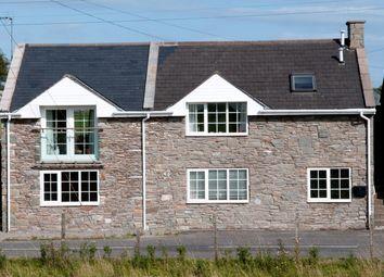4 bed detached house for sale in Borgue, Kirkcudbright DG6