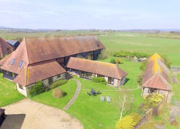 Thumbnail 6 bed barn conversion for sale in Amberley, Arundel