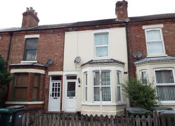 Thumbnail 2 bed terraced house for sale in Balmoral Road, Colwick, Nottingham