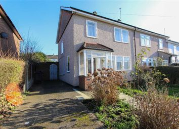 Thumbnail 3 bedroom end terrace house for sale in Chester Road, Loughton, Essex