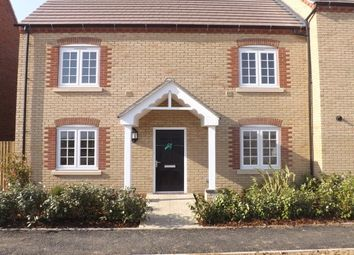 Thumbnail 3 bed property to rent in Townsend Walk, Kempston, Bedford