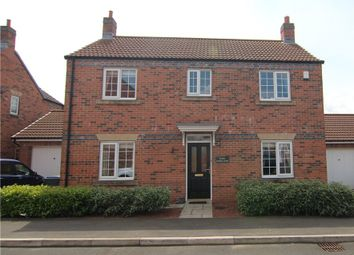 Thumbnail 4 bed detached house for sale in Askrigg Close, Consett, Co Durham