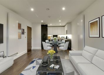 Thumbnail 2 bed flat for sale in Merrick Road, Southall