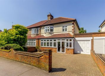 Thumbnail 4 bed semi-detached house for sale in Woolwich Road, Abbey Wood, London