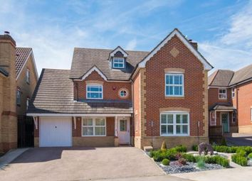 Thumbnail 5 bedroom detached house for sale in Jepps Close, Goffs Oak, Hertfordshire