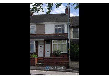 Thumbnail 2 bedroom terraced house to rent in Leek New Road, Stoke-On-Trent