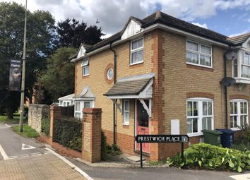 Thumbnail 2 bed end terrace house for sale in Botley Road, Oxford