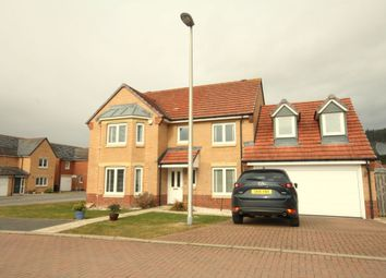 Thumbnail 5 bed detached house for sale in Kittlegairy Crescent, Peebles