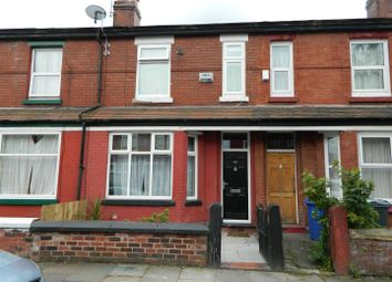 Thumbnail 3 bedroom terraced house to rent in Delamere Road, Levenshulme, Manchester