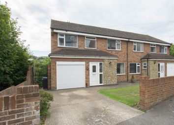 Thumbnail 4 bed semi-detached house for sale in Priory Hill, Dover