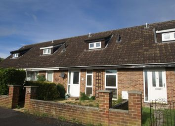 Thumbnail 2 bed terraced house to rent in Hadrian Road, Andover