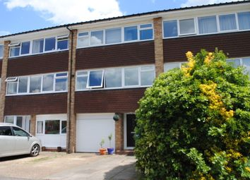 Thumbnail 4 bed town house for sale in Tufton Gardens, West Molesey