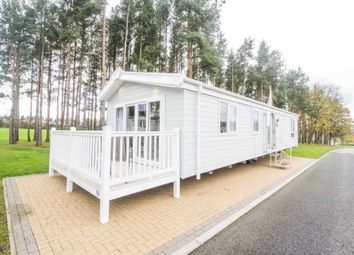 Thumbnail 2 bed mobile/park home for sale in Castle View, Witton Le Wear, Bishop Auckland