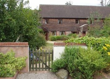 Thumbnail 2 bed cottage to rent in The Oaks, Old Clehonger, Hereford