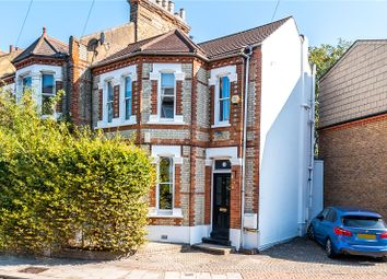 Thumbnail 3 bed semi-detached house for sale in Rectory Grove, London