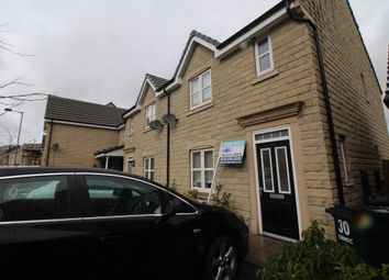Thumbnail 3 bed semi-detached house to rent in Mill Race Lane, Laisterdyke, Bradford