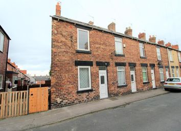 Thumbnail 1 bed end terrace house for sale in Blythe Street, Wombwell, Barnsley, South Yorkshire