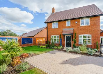 Thumbnail 3 bed detached house for sale in Farriers Way, Warboys, Cambridgeshire.