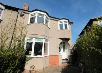 Thumbnail 3 bed semi-detached house for sale in The Mead, Darlington, Durham