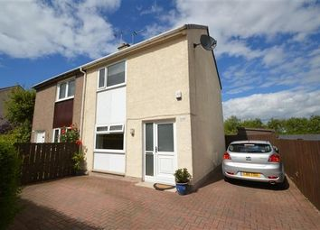 Thumbnail 2 bed semi-detached house for sale in Rotherwood Avenue, Knightswood, Glasgow