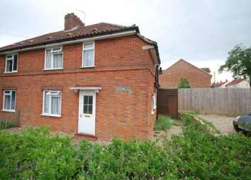 Thumbnail 3 bed semi-detached house to rent in Newtown, Thetford, Norfolk